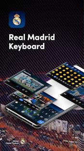 Real Madrid Keyboard