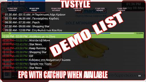 Ultimate IPTV Playlist Loader 4.40 Screenshots 17