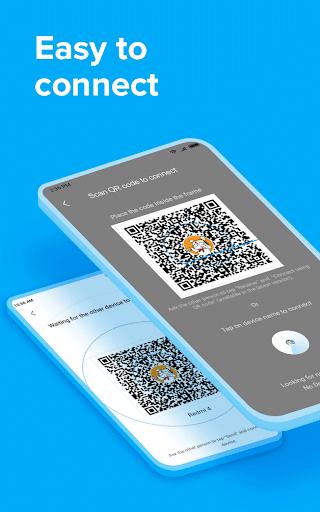 ShareMe  - #1 file sharing & data transfer app apktram screenshots 3