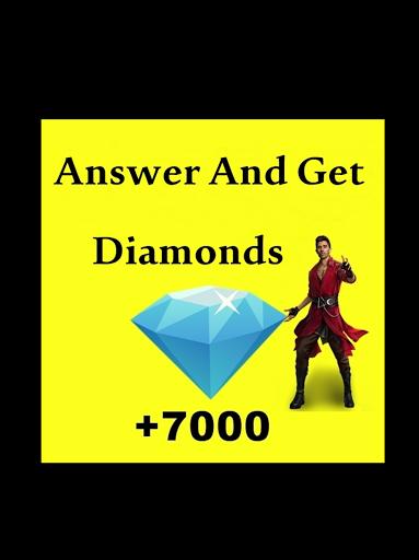 Quiz Free u2564 Fire Get Diamonds 2021  Screenshots 4