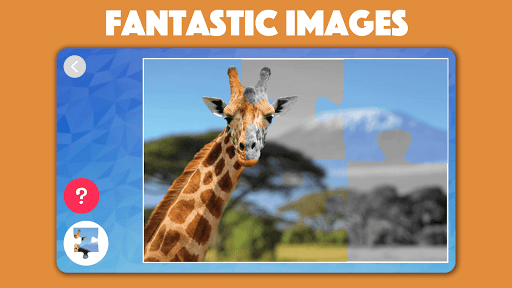 Kids animal jigsaw puzzles 2021.50 screenshots 9