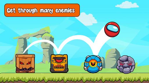 Roller Ball X : Bounce Ball Hero  screenshots 1