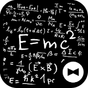 Cool Wallpaper E=mc2 Algorithm Theme