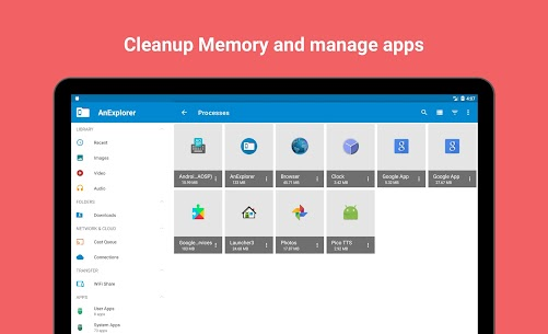 File Manager Pro APK Android TV USB OTG Cloud WiFi (PAID) Download 10