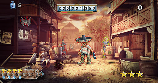 Mad Bullets: The Rail Shooter Arcade Game screenshots 18