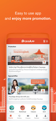PassApp - Transport & Delivery 2.2.31 Screenshots 3