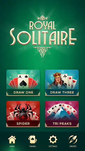 Royal Solitaire Free: Solitaire Games android2mod screenshots 5