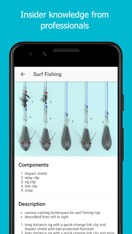 MyRigs - Deep Sea Fishing Rigs  poster 5