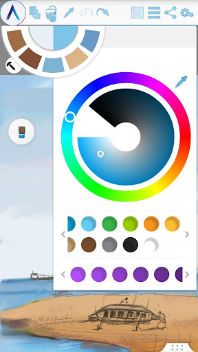 Artecture Draw, Sketch, Paint 5.2.0.4 Screenshots 3