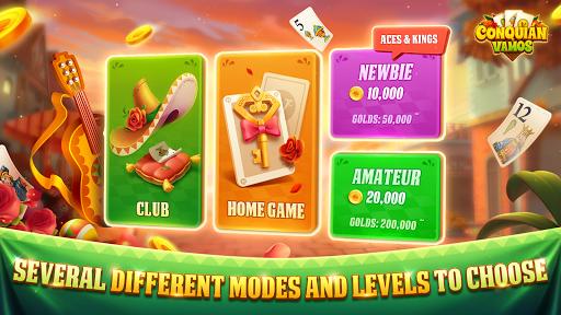 Conquian Vamos - The Best Card Game Online screenshots 3