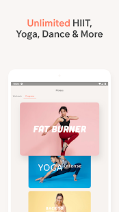 Gymondo: Fitness & Yoga. Get fit & feel happy Screenshot