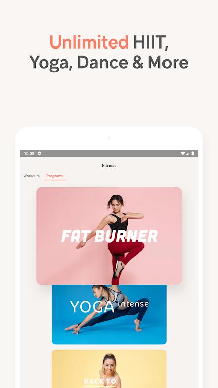 Gymondo: Fitness & Yoga. Get fit & feel happy  poster 8