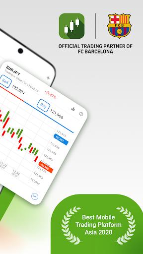 FBS Trader - Trading Platform  Paidproapk.com 2