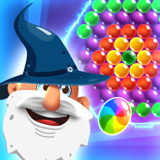 Bursting bubbles: Bubble Game