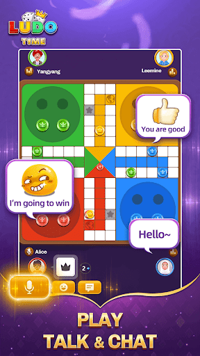 Ludo Time-Free Online Ludo Game With Voice Chat 1.2.1 screenshots 4