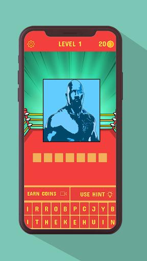 ultimate wrestling quiz screenshot 1