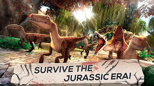 Jurassic Dinosaur Simulator 3D  screenshots 4