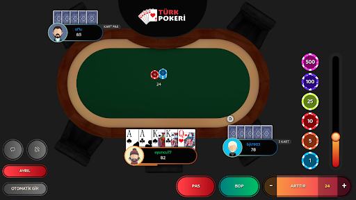 Tu00fcrk Pokeri apkmr screenshots 4