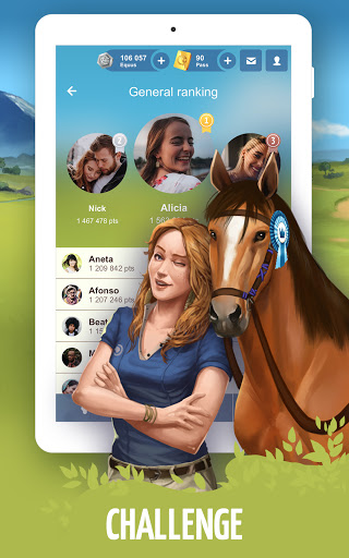 Howrse - free horse breeding farm game 4.1.6 screenshots 21