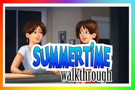 ❤️ Guide Summertime-Saga Walkthrough ❤️ 5
