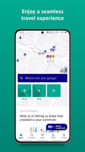 RATP - Your daily co-pilot 6.8.2 Screenshots 2