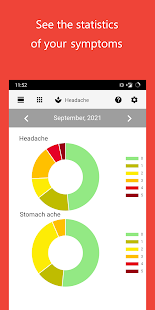 Life Notes - Symptom Tracking