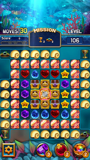 Jewel Abyss: Match3 puzzle 1.13.1 screenshots 4