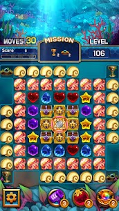 Jewel Abyss: Match3 puzzle 4
