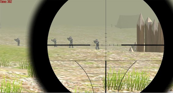 Sniper Shooter 3D Free Hack Game Android & iOS 3