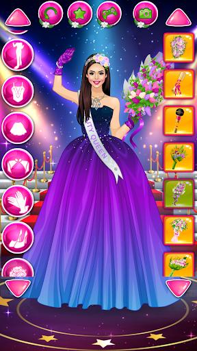 Beauty Queen Dress Up - Star Girl Fashion 1.2 Screenshots 10