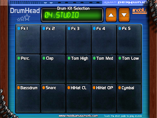 drumhead free screenshot 3