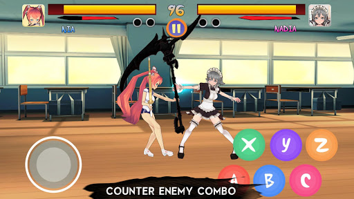 HighSchool Ninja FIGHT! 2.4 screenshots 1