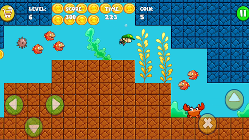Super Bob's World : Free Run Game 1.217 screenshots 2
