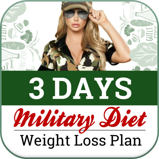 Super Military Diet Plan icon