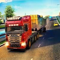 Euro Truck Driving Simulator Transport Truck Games