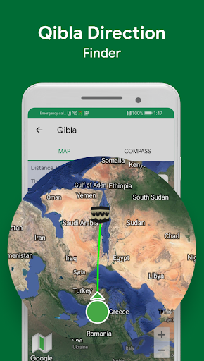 Muslim Assistant - Prayer Times, Azan, Qibla 4.2.06 Screenshots 2