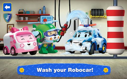 Robocar Poli: Builder! Games for Boys and Girls!  screenshots 15