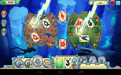 Solitaire Atlantis  screenshots 11