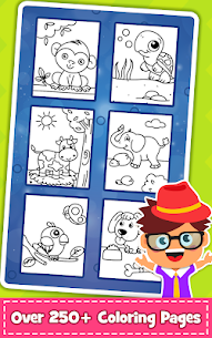 Coloring Games : PreSchool For Pc – Free Download On Windows 10, 8, 7 2