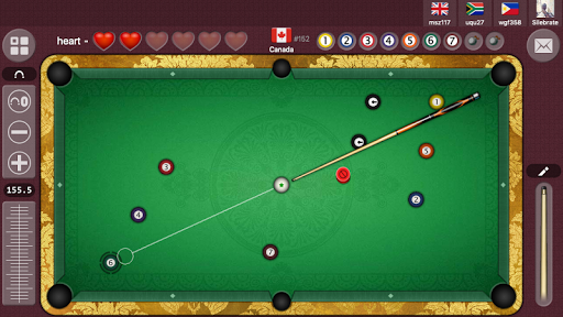 8 ball billiards Offline / Online pool free game  screenshots 3