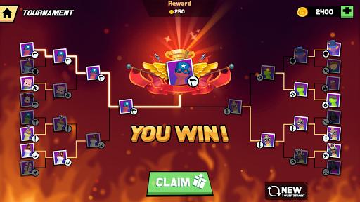 Stickman Fight Battle - Shadow Warriors 1.2.6 screenshots 8