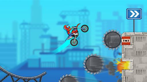 Top Moto Bike: Offroad Racing  screenshots 4