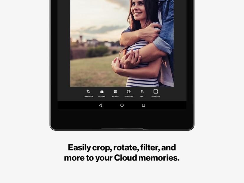 Verizon Cloud screenshot 9