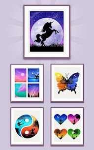 Silhouette Art For Android (MOD, Unlimited Money) 8