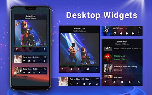 Music Player - Bass Boost, MP3 android2mod screenshots 14