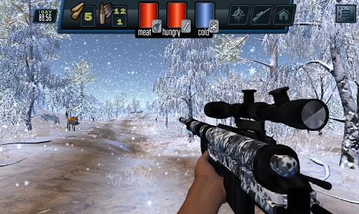 siberian survival. hunting. screenshot 1