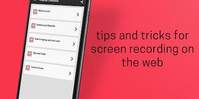 Guide for Loom Screen Recorder & Screenshot Taker