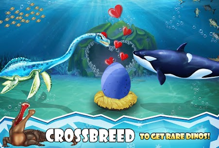 Jurassic Dino Water World Mod Apk 12.66 (Unlimited Currency) 4