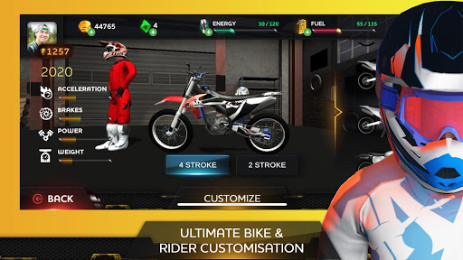 TiMX: This is Motocross  screenshots 5