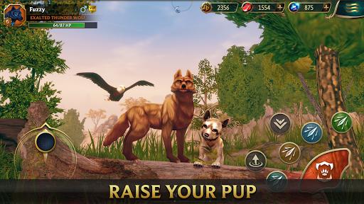 Wolf Tales - Online Wild Animal Sim 200224 screenshots 9
